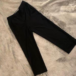 Jcrew PETITE black trousers